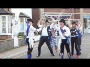 Great Western Morris: The Swan, Sidmouth, May 2016