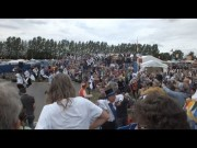 Great Western Morris : Towersey 2014 : Four Poster Bed